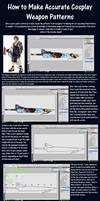 Scale Cosplay Weapon Tutorial