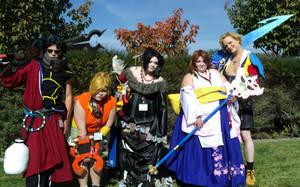 Goomba Squad Final Fantasy X Anime Banzai 2013 by Goomba-Squad