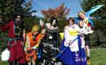 Goomba Squad Final Fantasy X Anime Banzai 2013