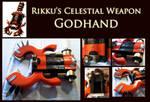 FFX Celestial Weapon - Rikku's Godhand