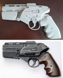 BSG S1 Colonial Sidearm Master Sculpt