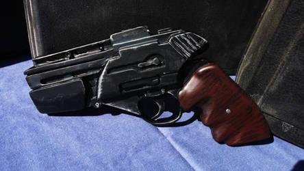 Battlestar Galactica S1 Colonial Sidearm