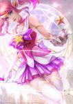 Fan Art ! Star Guardian Lux