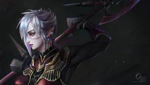 Final Fantasy FanArt commission