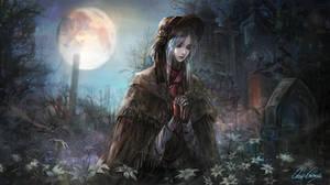 Bloodborne FanArt commission