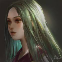 Original character commission by OrekiGenya