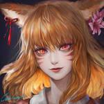 Final Fantasy XIV by OrekiGenya