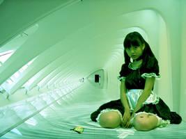 Alice in Wonderland by misat0