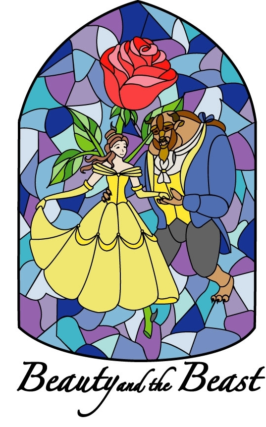 Beauty And The Beast By SweetArtlove