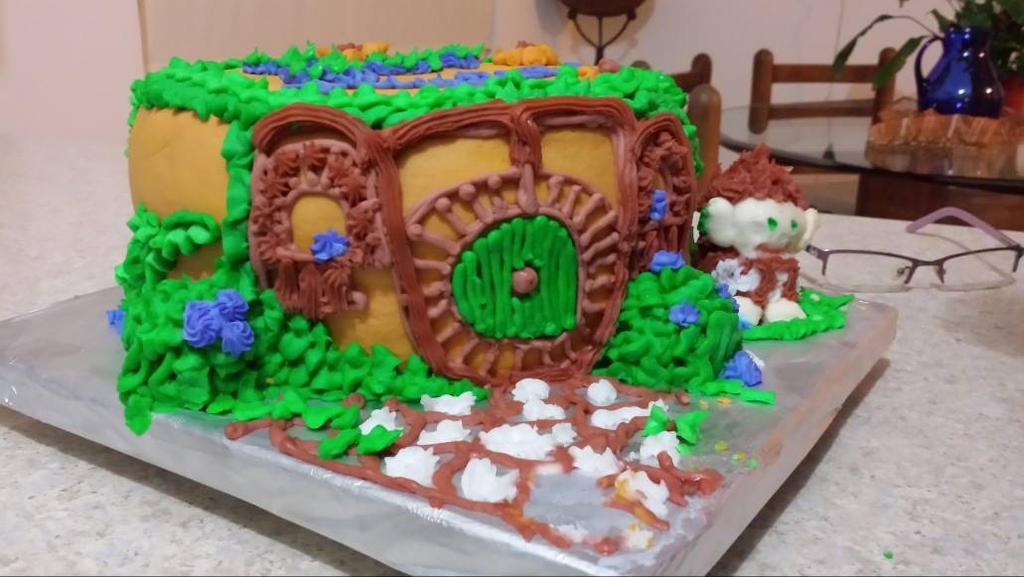 Best birthday cake ever by sweetluvs1d on deviantart for How to make the best birthday cake ever