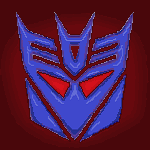 Decepticon Icon Redux by SingingFlames