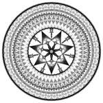 Mandala 33b  | - -- --- [ ZooM Twice ] --- -- - |