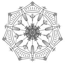 Mandala 175