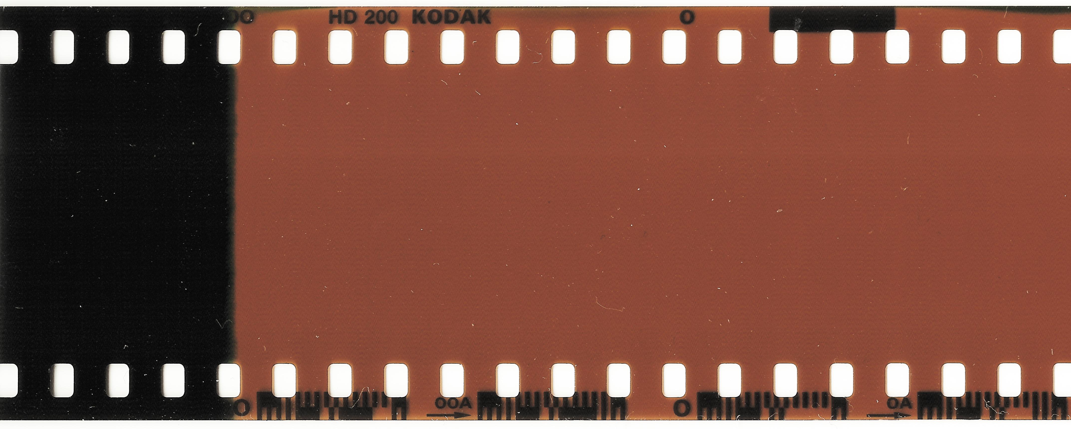 Thin Blue Line 35mm Film