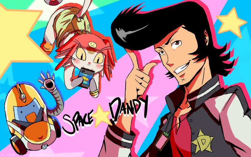 Space Dandy by Eternity-Zinogre on DeviantArt