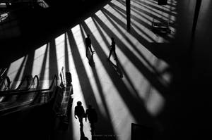 Crossings by light by AlexandruCrisan