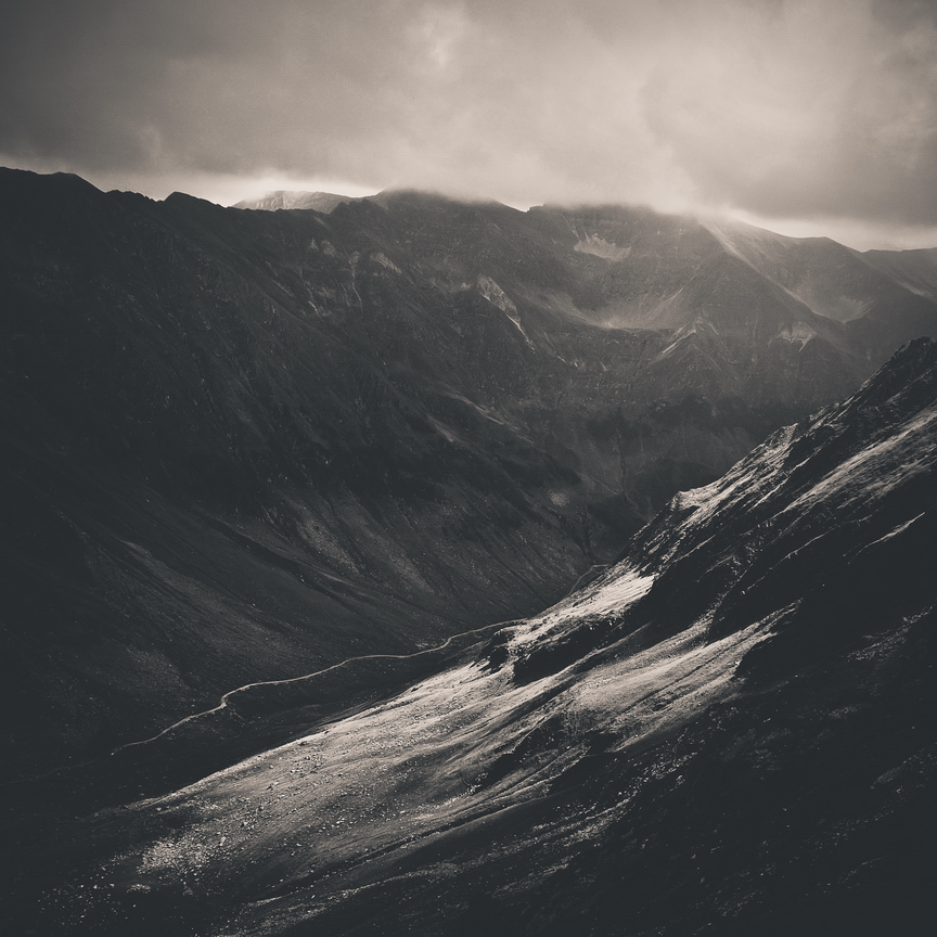 Mountain Road by AlexandruCrisan