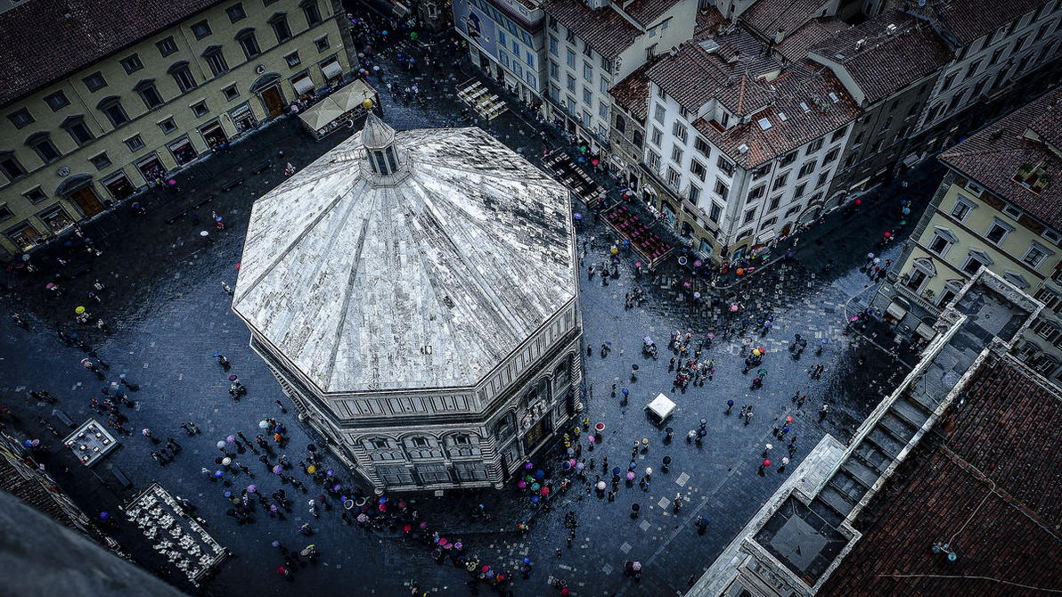 Piazza Del Duomo (16:9) by AlexandruCrisan