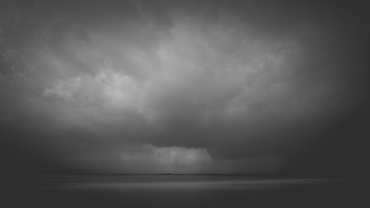 Dark Clouds (16:9) by AlexandruCrisan