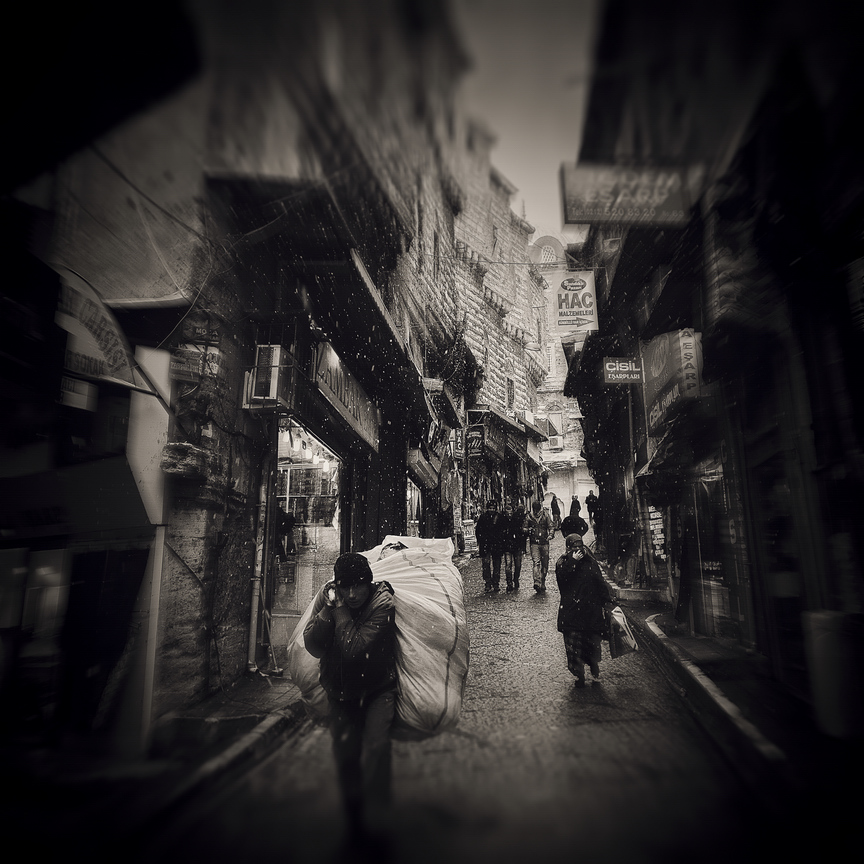 Untitled Street In Istanbul 6 by AlexandruCrisan