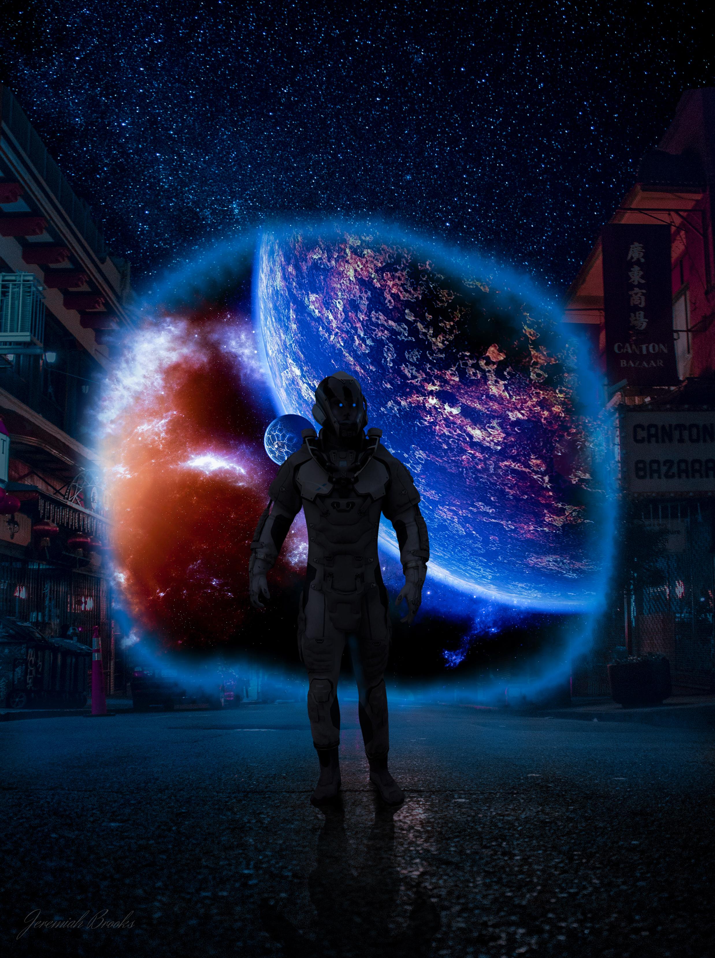 Portal to Earth