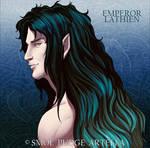 Emperor Lathien by smolpudgeartella
