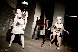 Welcome to Silent Hill by TheBigTog