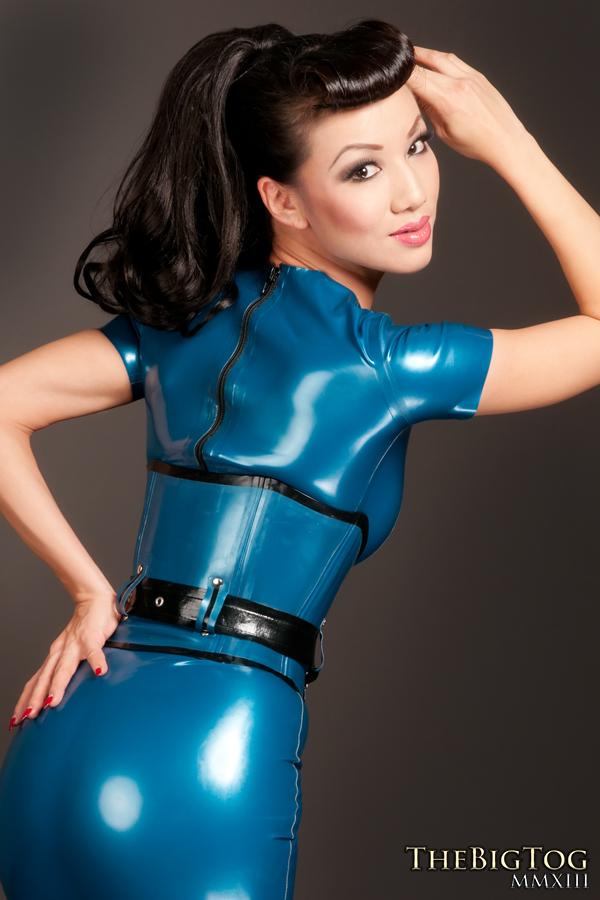 Jade Vixen: Blue 02 By TheBigTog On DeviantArt