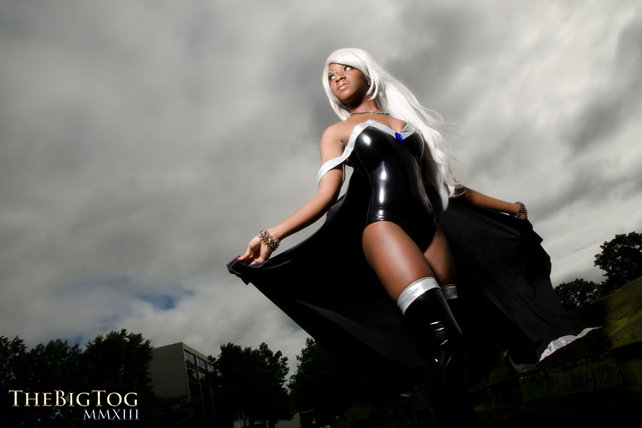 Cloudy with Chance for Storm by TheBigTog