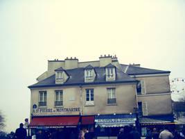 Montmartre by TamarBurduli