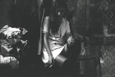 In Her Room by TamarBurduli