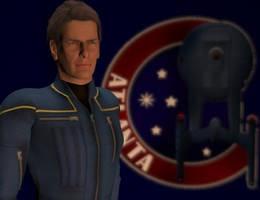 Captain Jonathan Archer