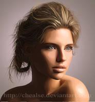 Portrait by chealse