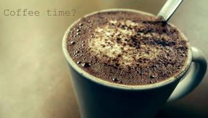 Coffee time?