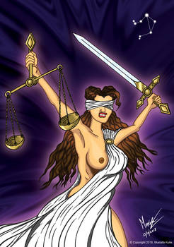 Libra - The Lady Justice