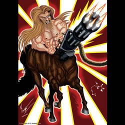 Sagittarius - The Centaur