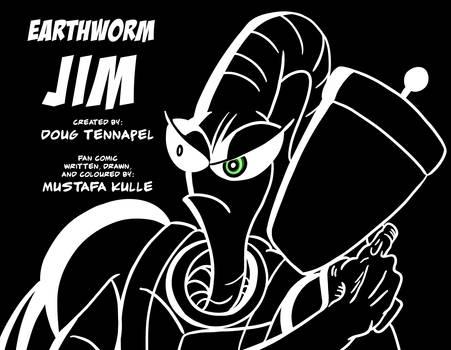 Earthworm Jim Fan Comic by Mustafa Kulle