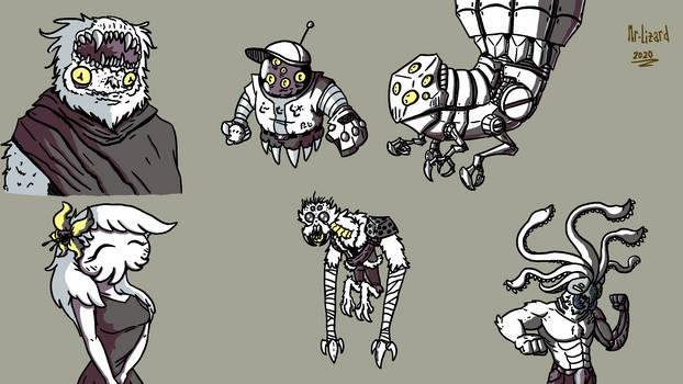 Random aliens #3