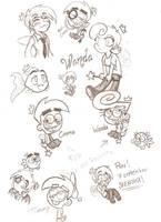FOP: Some FOP scribble by Carro-chan