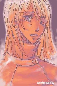 Oekaki- colors experiment by andreanna