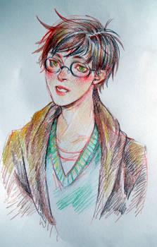 HP- Harry portrait