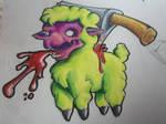 Slaughtered Lamb Flash