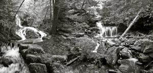 Smooth Waterfall