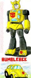 MvMr G1 Bumblebee by Starshot-seeker