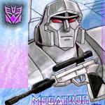 MpMr G1 Megatron