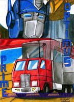 MvMr G1 Optimus Prime by Starshot-seeker