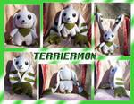Terriermon Plush