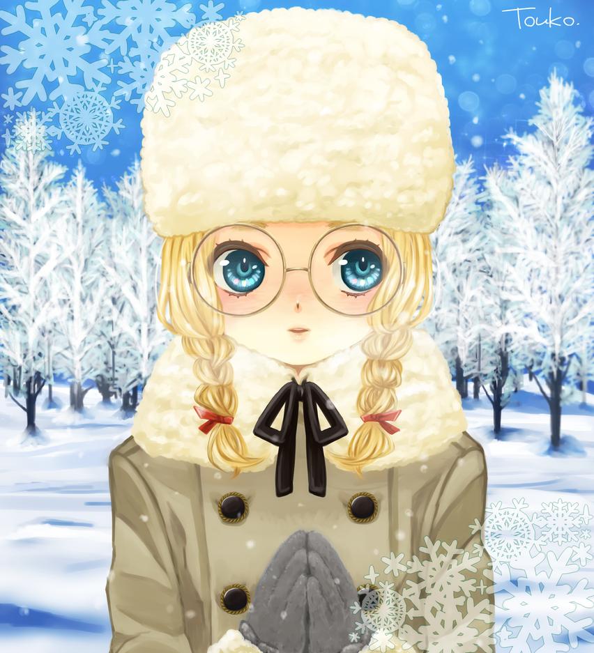 snow by touko-toko