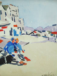 Marketjew St, Penzance. 2 by MichaelHocking