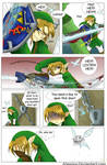 Mishaps of Link 5 - Good Ol' Navi